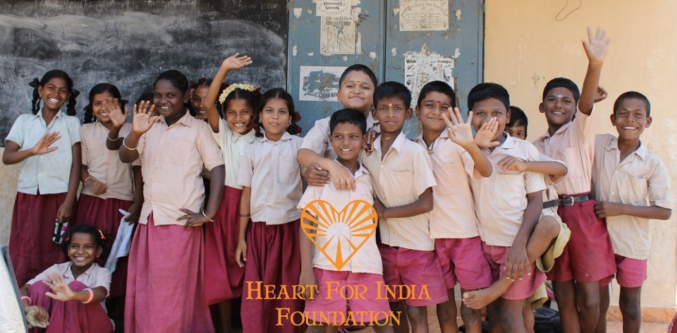 NHK&HEART FOR INDIA
