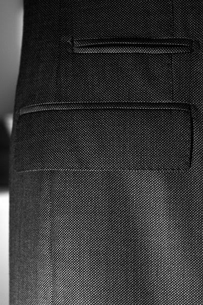 poches veste