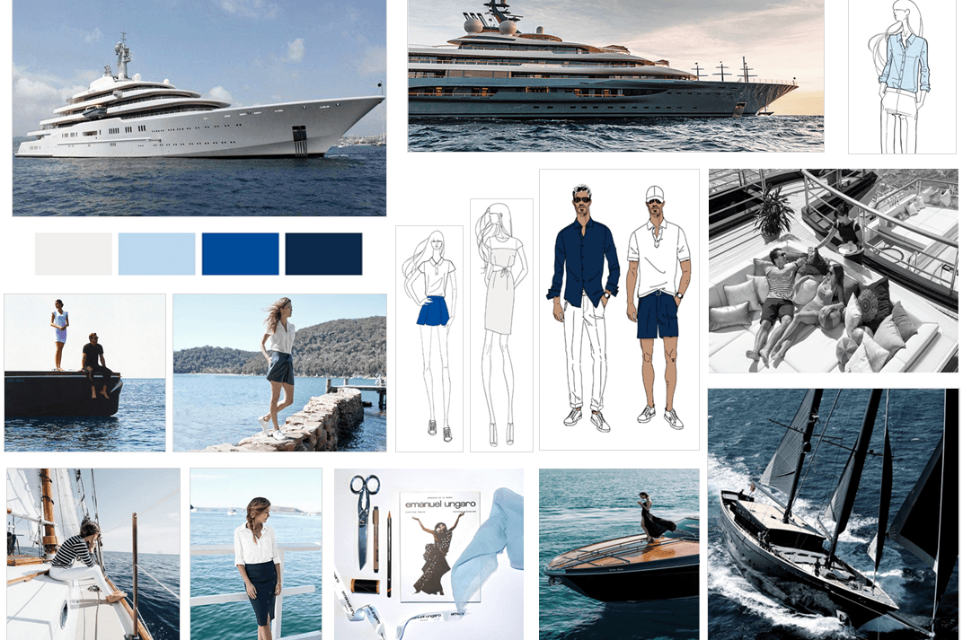 Planche Yacht 2